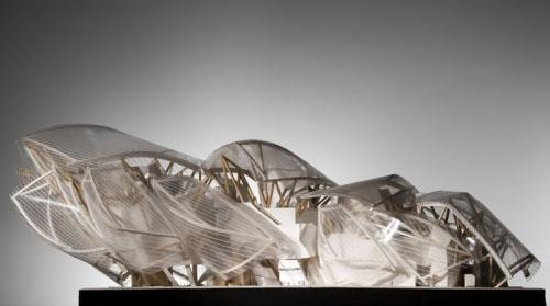 Foundation Louis Vuitton, expositie Frank Gehry