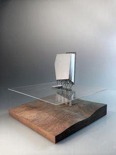 Water in maquettes